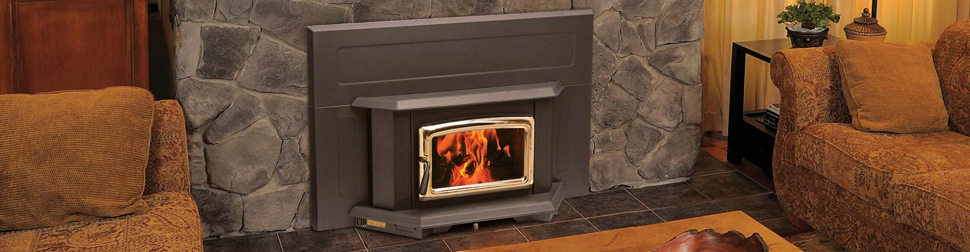 montgomery brown insert fireplace wood fire place the inserts