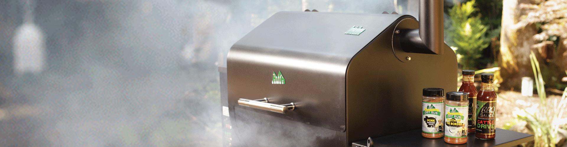 Grills BBQs Smokers