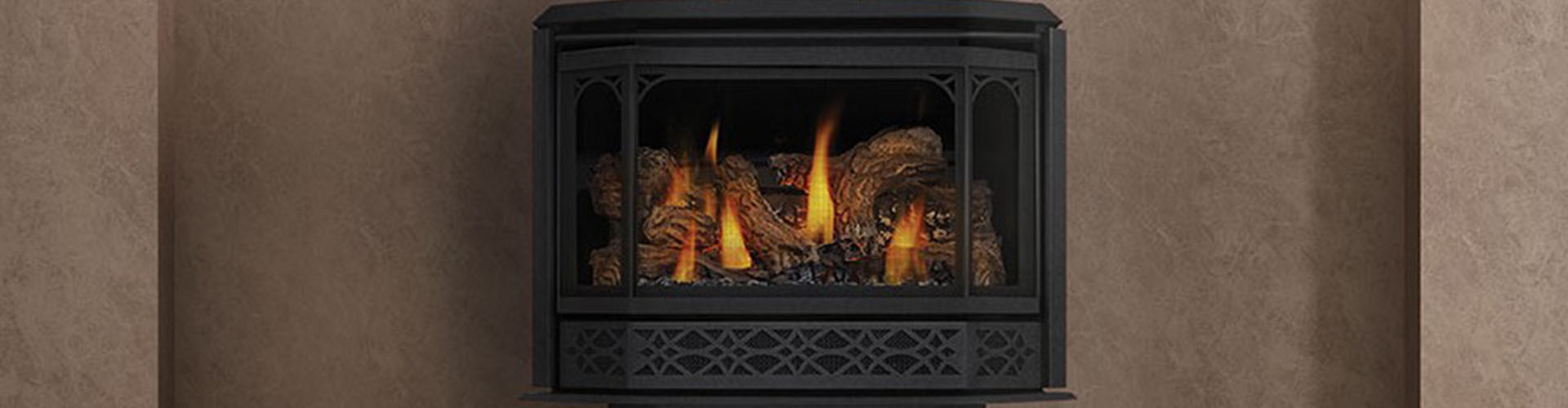 Gas Stoves at Nick's Fireplace Outfitters