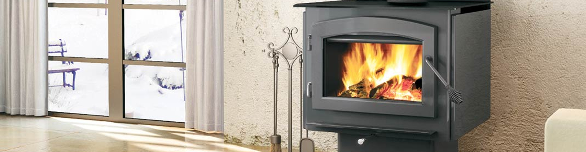 Wood Stoves - Nick's Fireplace Outfitters