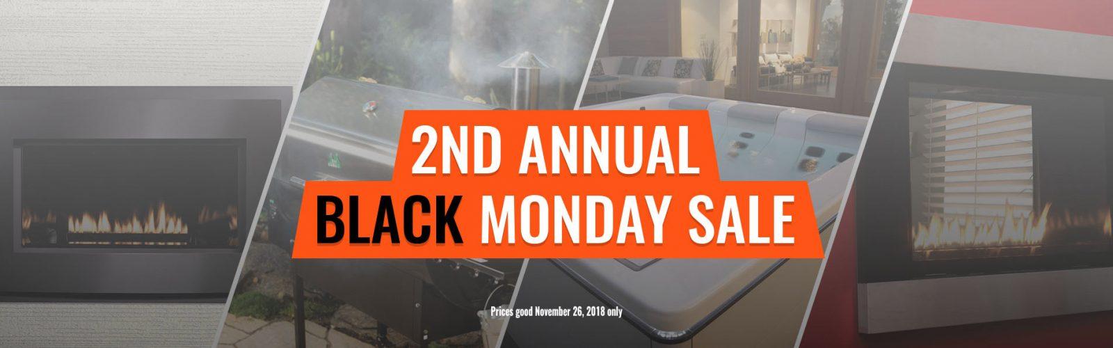 Nick's 2nd Annual Black Monday Sale