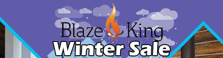 Blaze King Winter Sale