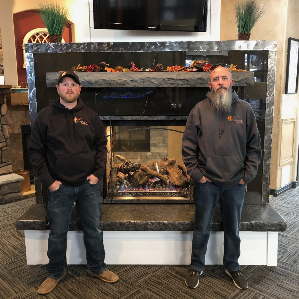Nick's fireplace experts